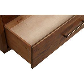 Commode chiffonnier en bois recyclé - Empreintes - Visuel n°12