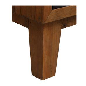 Meuble TV en bois recyclé - Empreintes - Visuel n°9