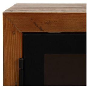 Meuble TV en bois recyclé - Empreintes - Visuel n°11