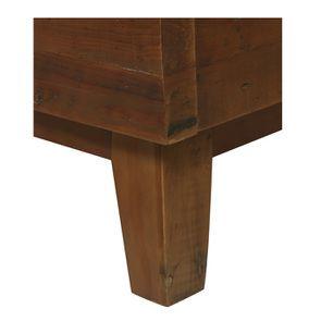 Lit 160x200 en bois recyclé - Empreintes - Visuel n°9