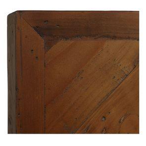 Lit 160x200 en bois recyclé - Empreintes - Visuel n°10