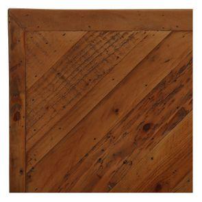 Lit 180x200 en bois recyclé - Empreintes - Visuel n°11