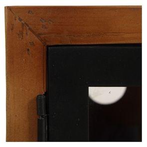 Meuble TV en bois recyclé 1 tiroir - Empreintes - Visuel n°10