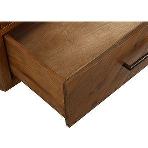 Bibliothèque en bois recyclé - Empreintes - Visuel n°10