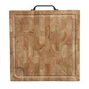 Îlot central en bois recyclé blanc - Rivages - Visuel n°21