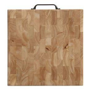 Îlot central en bois recyclé blanc - Rivages - Visuel n°24
