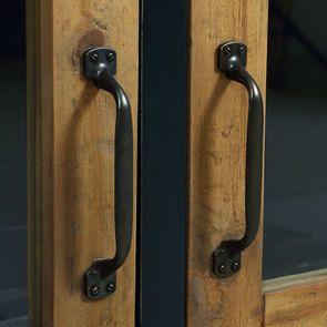 Meuble de cuisine haut 2 portes vitrées - Visuel n°10