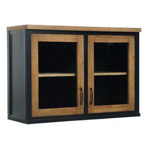 Meuble de cuisine haut 2 portes vitrées - Visuel n°4