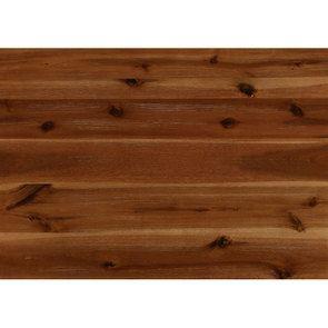 Meuble bas de cuisine pour four et plaque en pin noir graphite - Brocante - Visuel n°5