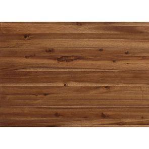 Buffet bas de cuisine 3 portes en pin bleu grisé vieilli - Brocante - Visuel n°11
