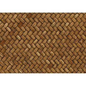 Fauteuil en tissu lin beige - Bornéo - Visuel n°16