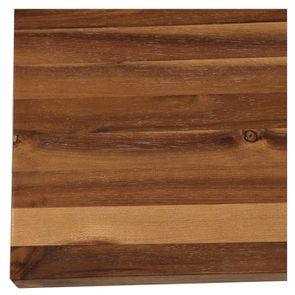 Meuble de cuisine pour évier en pin gris perle - Brocante - Visuel n°10