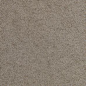 Banquette 2 places en tissu velours taupe et frêne massif - Clarence - Visuel n°2