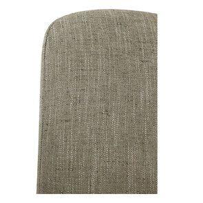 Chaise en frêne massif et tissu vert amande - Romy - Visuel n°16
