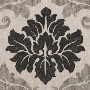 Chaise en tissu arabesque et frêne massif - Romy - Visuel n°26