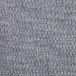 Chaise en hévéa massif et tissu vert sauge toucher velours - Romy - Visuel n°7