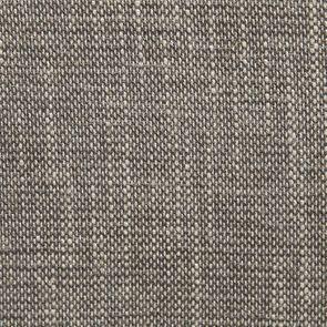 Chaise en tissu gris chambray et hévéa massif - Romy - Visuel n°7