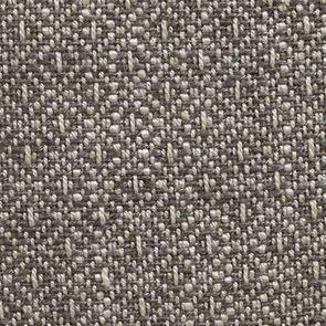 Fauteuil en tissu losange gris et frêne massif - Césarine - Visuel n°14