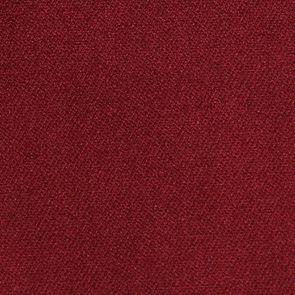 Fauteuil bergère en tissu velours lie de vin - Césarine - Visuel n°7