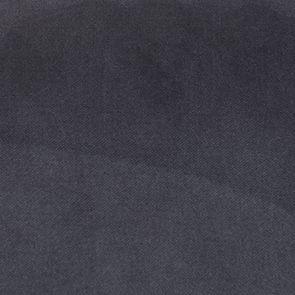 Fauteuil en velours bleuté et frêne massif - Césarine - Visuel n°7