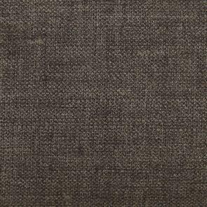 Fauteuil de table en tissu marron glacé - Jude - Visuel n°7