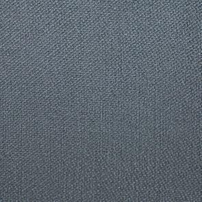 Fauteuil de table en hévéa et tissu velours vert bleuté - Jude - Visuel n°7