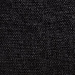 Fauteuil de table en frêne et tissu anthracite - Jude - Visuel n°7