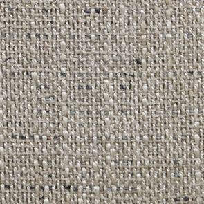Fauteuil de table en tissu mastic grisé et frêne massif - Jude - Visuel n°7