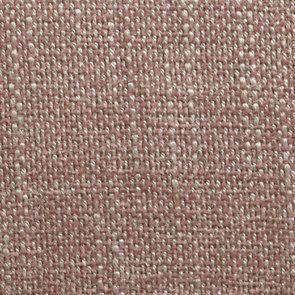 Fauteuil de table en tissu vieux rose - Jude - Visuel n°7