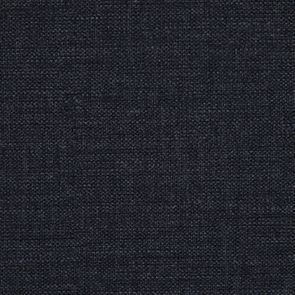 Chaise capitonnée en tissu gris anthracite et frêne - Albane - Visuel n°7