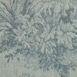 Chaise capitonnée en tissu toile de Jouy et frêne - Albane - Visuel n°3