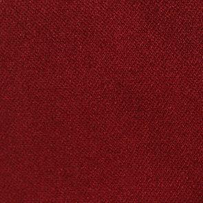 Chaise capitonnée en tissu velours lie de vin - Albane - Visuel n°7