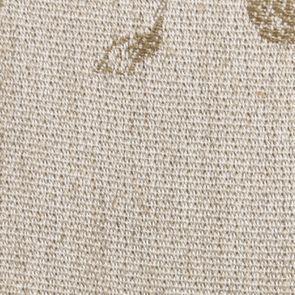 Chaise capitonnée en tissu paradisier - Albane - Visuel n°7