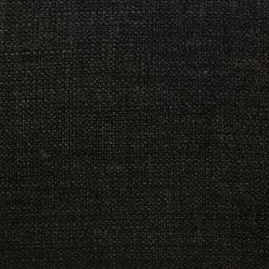 Chaise en tissu anthracite et hévéa massif - Romane - Visuel n°7