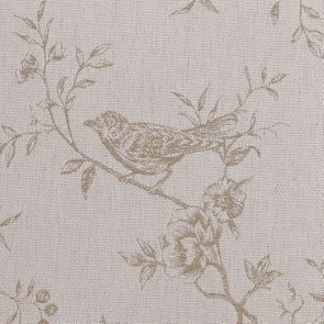 Chaise en frêne massif et tissu Paradisier - Romane - Visuel n°7