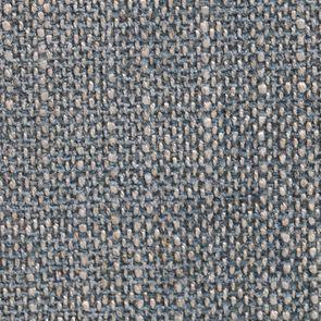Chaise en tissu bleu chambray et frêne massif - Romane - Visuel n°26