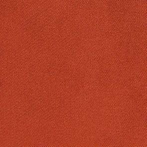 Chaise en tissu velours rouille et frêne massif - Romane - Visuel n°11