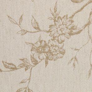 Chaise en tissu paradisier et hévéa massif - Romane - Visuel n°7