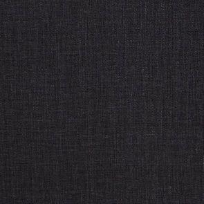 Banquette 2 places en tissu anthracite toucher velours - Apolline