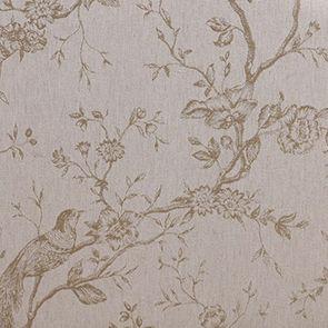 Banquette 2 places en frêne massif et tissu - Apolline - Visuel n°2