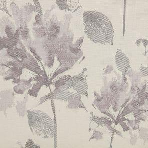 Banquette 2 places en tissu à motif fleuri et hévéa massif - Apolline - Visuel n°8