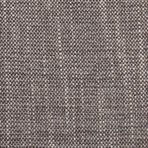 Banquette 3 places en hévéa et tissu gris chambray - Constance - Visuel n°26