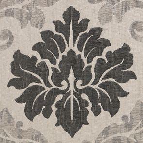 Banquette 3 places tissu arabesque - Constance - Visuel n°7