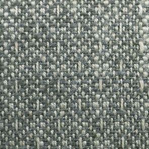 Banc ottoman en hévéa gris argenté et tissu losange gris - Gaspard - Visuel n°7