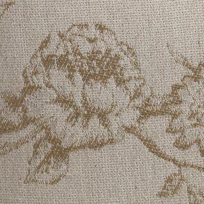 Banc ottoman en hévéa blanc et tissu paradisier - Gaspard - Visuel n°7