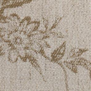 Fauteuil crapaud en tissu paradisier - Bastien - Visuel n°7