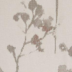 Fauteuil crapaud en hévéa blanc et tissu fleurs opaline - Bastien - Visuel n°7