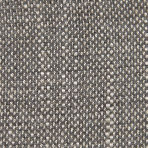 Fauteuil en tissu gris chambray et frêne massif - Léopold - Visuel n°7
