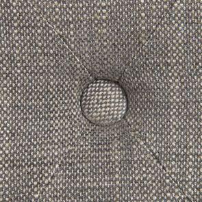 Fauteuil en tissu gris chambray et frêne massif - Léopold - Visuel n°10