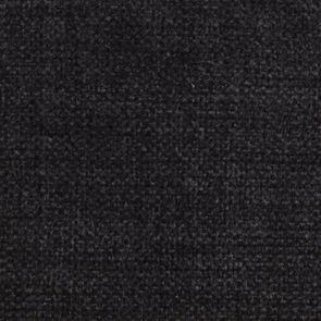 Fauteuil en hévéa et tissu anthracite - Louis - Visuel n°7